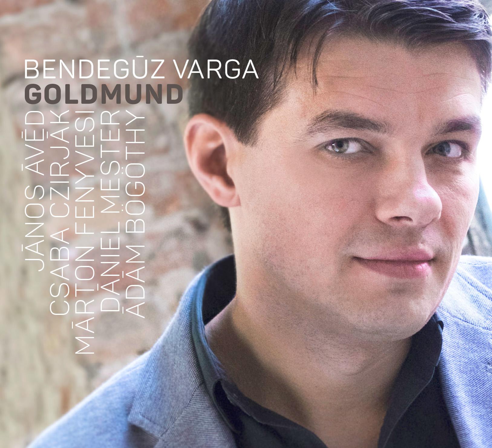 Bendegúz Varga CD cover